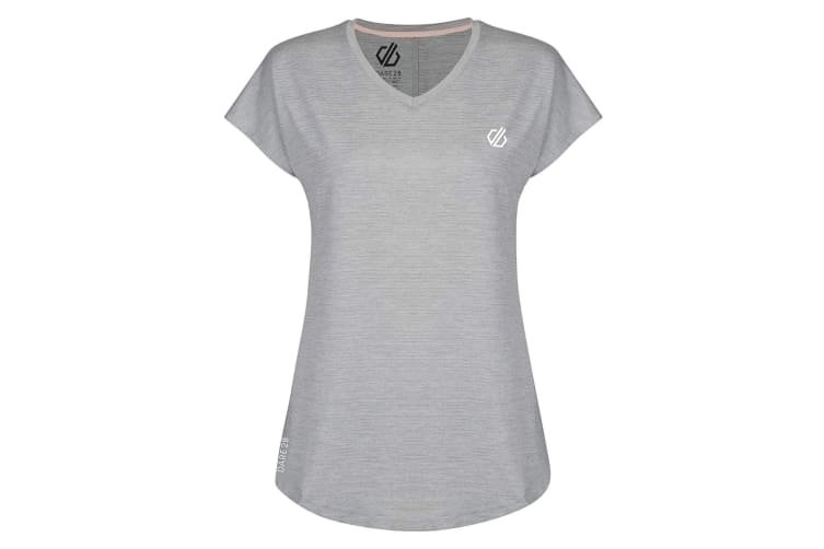 Dare 2B Womens/Ladies Active T-Shirt (Argent Grey) (20 UK)
