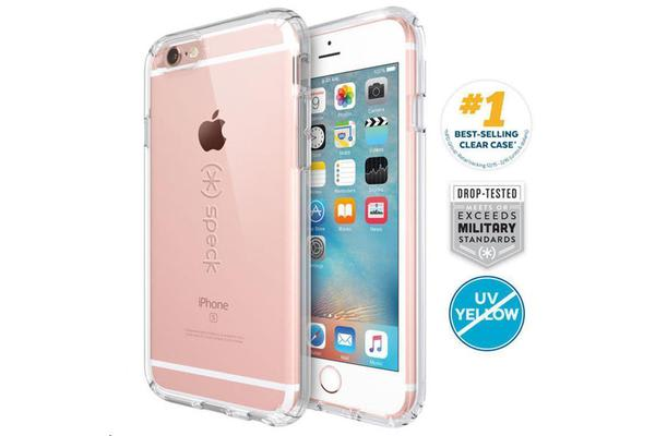 Speck 73684-5085 Apple iPhone 6 Candyshell - Clear/Clear