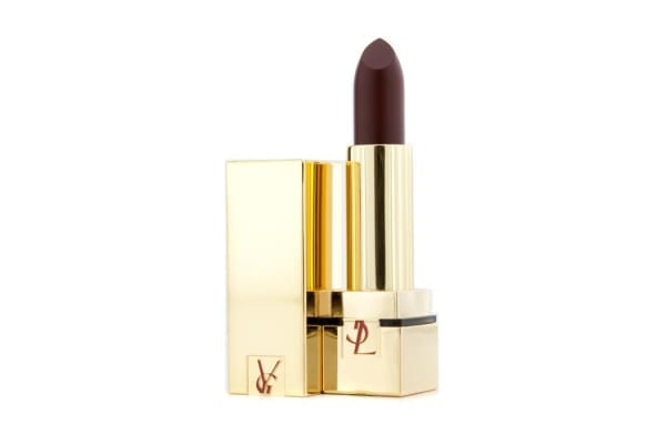 Yves Saint Laurent Rouge Pur Couture The Mats - # 205 Prune Virgin (3.8g/0.13oz)