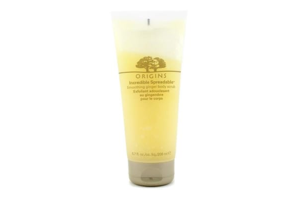 Origins Incredible Spreadable Smoothing Ginger Body Scrub (200ml/6.7oz)