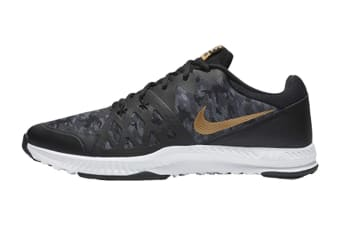 the best attitude 25141 66b7e Nike Men s Air Epic Speed TR 2 SP Shoes (Black Metallic Gold)