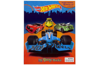 Hot Wheels - My Busy Books