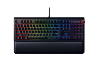 Razer BlackWidow Elite Mechanical Gaming Keyboard (Green Switch)