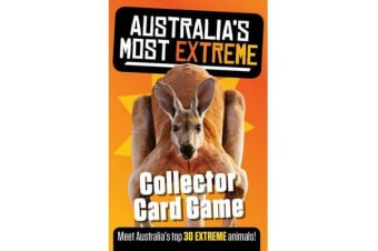 Australia's Most Extreme - Collector Card Game