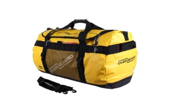 Overboard 90 Litre Adventure Duffel Yellow
