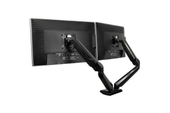 StarTech.com Dual-Monitor Arm - One-Touch Height Adjustment