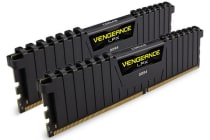 Corsair Vengeance LPX 16GB (2x8GB) DDR4 2933MHz C16 Desktop Gaming Memory Black AMD AM4 RYZEN