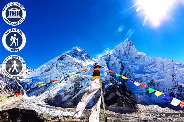 NEPAL: 15 Day Everest Base Camp Trek For Two