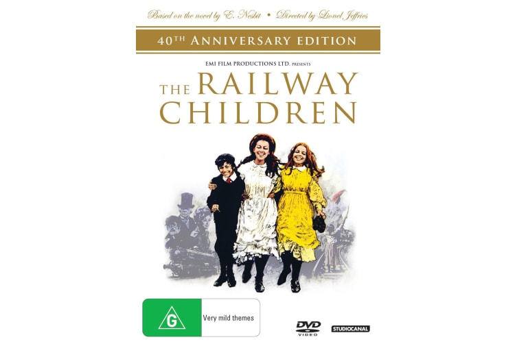The Railway Children DVD Region 4