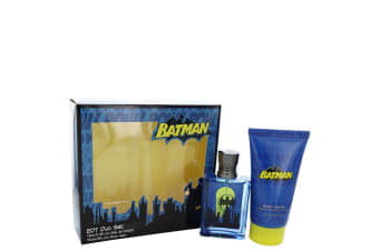 Marmol & Son Batman Gift Set - Eau De Toilette Spray + 5 oz Body Wash