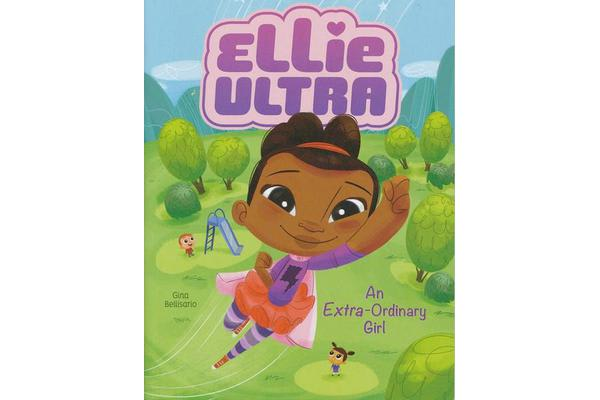Ellie Ultra - Extra-Ordinary Girl