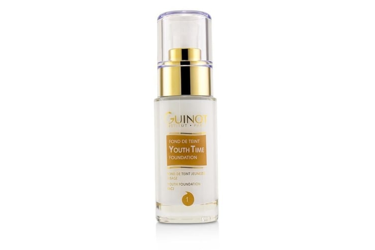 Guinot Youth Time Face Foundation - # 1 30ml