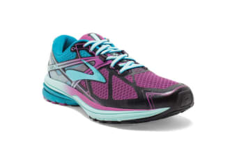 Brooks Women's Ravenna 7 (Deep Orchid/Caneel Bay/Aruba)