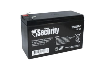 Drypower 12V 7Ah Sealed Lead Acid Battery with F1 Terminals use in Alarm Systems