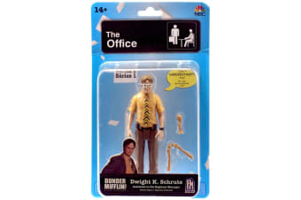 Dwight K. Schrute 13cm Action Figure The Office