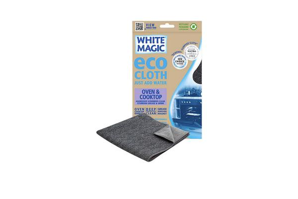 White Magic Eco Cloth Oven & Cooktop