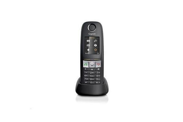 Siemens E630H Gigaset Additional Analog DECT GAP Handset for E630A C530ip - Robust and Enduring