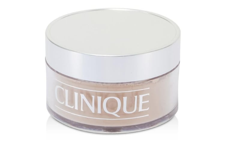 Clinique Blended Face Powder + Brush - No. 03 Transparency; Premium price due to scarcity 35g