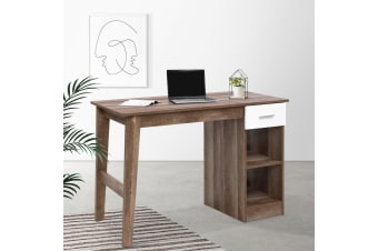 Office Computer Desk Student Study Table Workstation Scandinavian