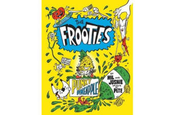The Frooties #3 - Punky Pineapple