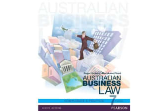Australian Business Law - Compliance and Practice