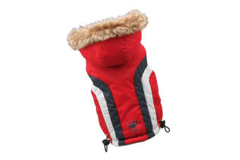 Hip Doggie Swiss Alpine Jacket (Red)