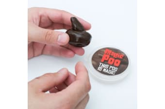Magic Poo Prank Putty | Relieve Stress & Play Disgusting Poo Pranks!