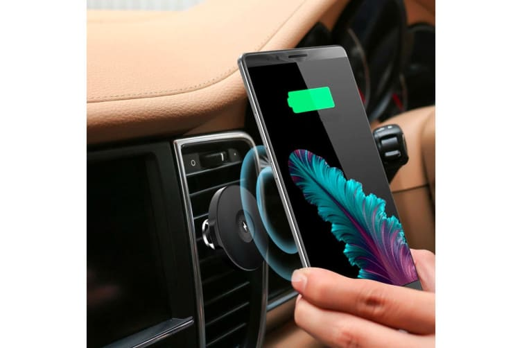 Kogan Nano Grip Car Qi Phone Charger