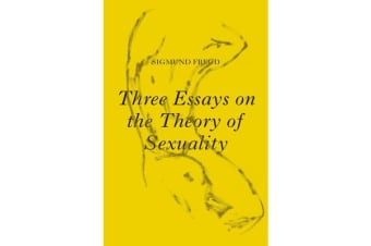 Three Essays on the Theory of Sexuality