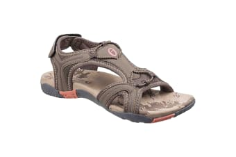 Cotswold Womens/Ladies Cerney Sandals (Taupe) (5 UK)