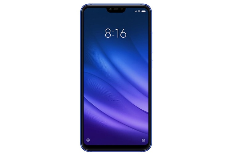 Xiaomi Mi 8 Lite (4GB RAM, 64GB, Blue) - Global Model