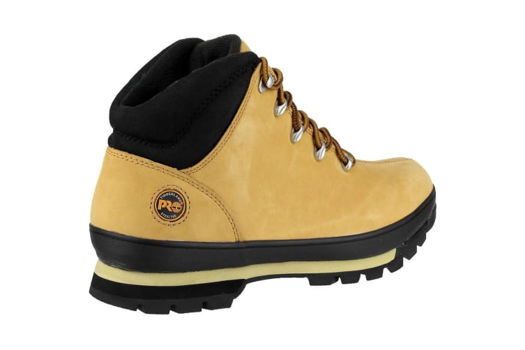 Timberland Pro Mens Splitrock Water Resistant Safety Boots (Wheat) (8 UK)