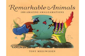 Remarkable Animals (mini edition) - Mix & Match to Create 100 Crazy Creatures