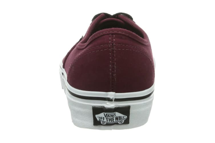 Vans Authentic Unisex Sneakers (Port Royale, Size 8.5)