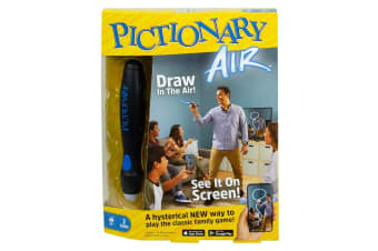 Pictionary Air Game - Draw in the Air