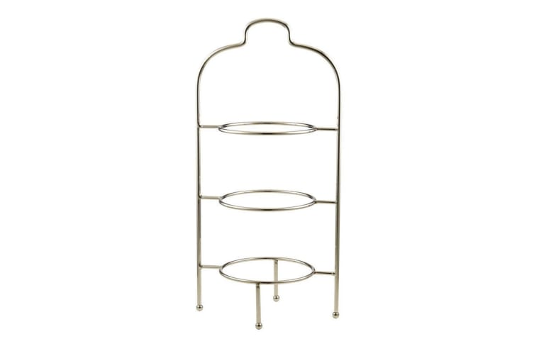 Davis And Waddell Bistro 3 Tier Plate Stand