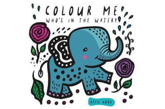 Colour Me - Who's in the Water?