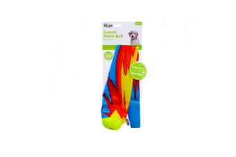 Outward Hound Comet Fetch Ball Dog Toy (Multicoloured) (One Size)
