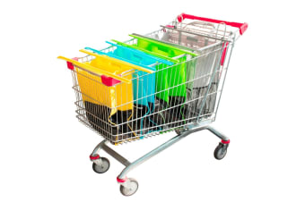 Karlstert Sort & Carry Trolley Bags - Large