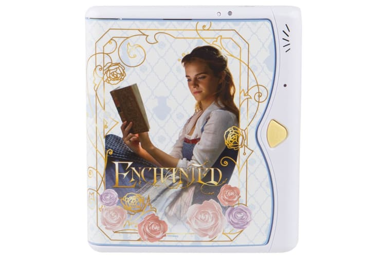 Beauty And The Beast Password Diary w/ Built-In Speaker/Pen/Notepad Kids Toy