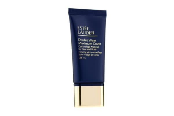 Estee Lauder Double Wear Maximum Cover Camouflage Make Up (Face & Body) SPF15 - #14 Spiced Sand (4N2) (30ml/1oz)