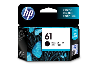 HP 61 Original Black 1 pc(s)