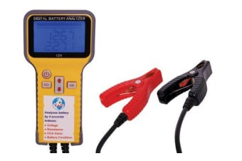 Micron Digital Battery Analyser
