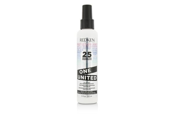 Redken One United All-In-One Multi-Benefit Treatment (For All Hair Textures) 150ml/5oz