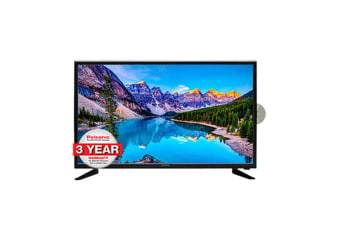 "Palsonic 32"" 80cm HD 768p ELED TV w/Digital Tuner/HDMI/USB/Built-in DVD Player"