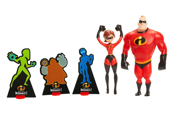 "The Incredibles 2 12"" Power Couple Pack"