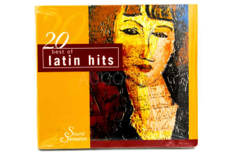 20 Best of Latin Hits BRAND NEW SEALED MUSIC ALBUM CD - AU STOCK