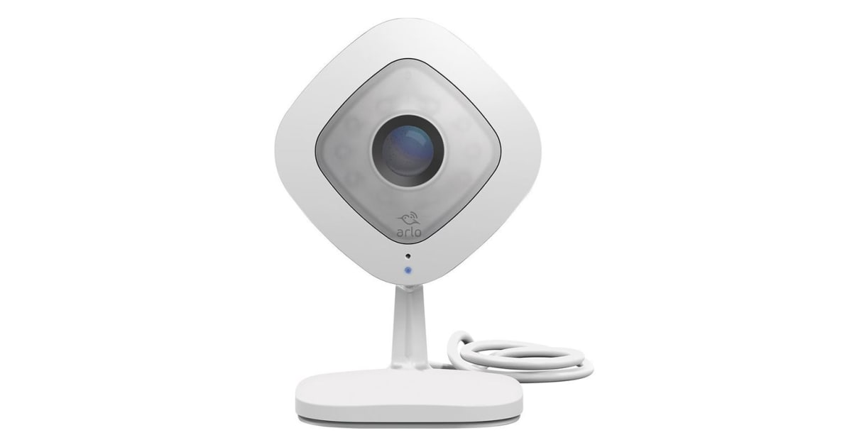 f113898bf25 Arlo Q 1080p HD Security Camera with Audio (VMC3040-100AUS) - Kogan.com