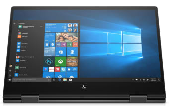 "HP ENVY x360 15-ds0004AU Black Hybrid (2-in-1) 39.6 cm (15.6"") 1920 x 1080"