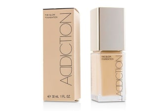 ADDICTION The Glow Foundation SPF 20 - # 002 (Porcelain Rose) 30ml/1oz